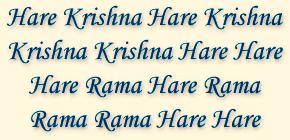 Image result for Hare Krishna Mantra importance