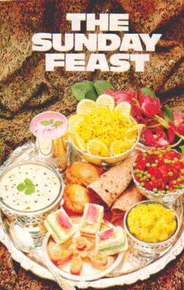 Sunday Feast Program