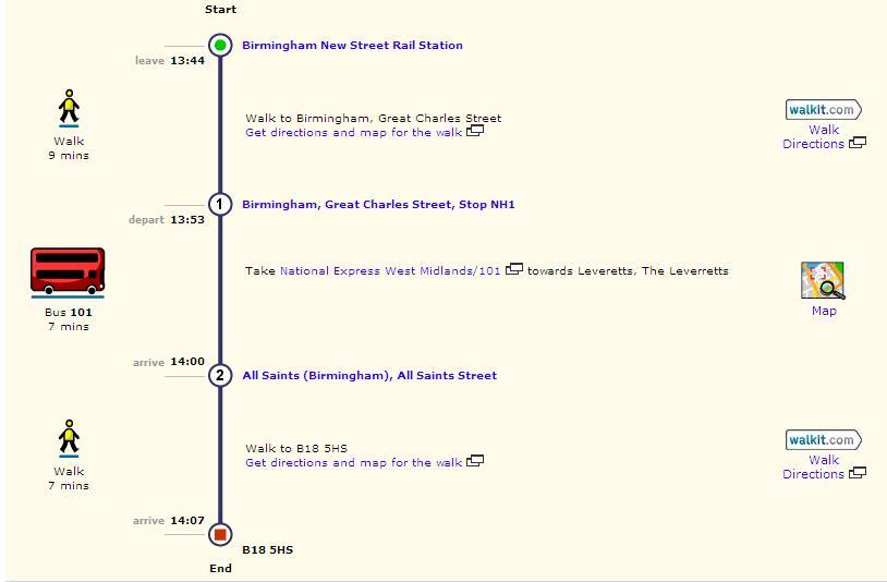 24 Hour Kirtan Transport Details