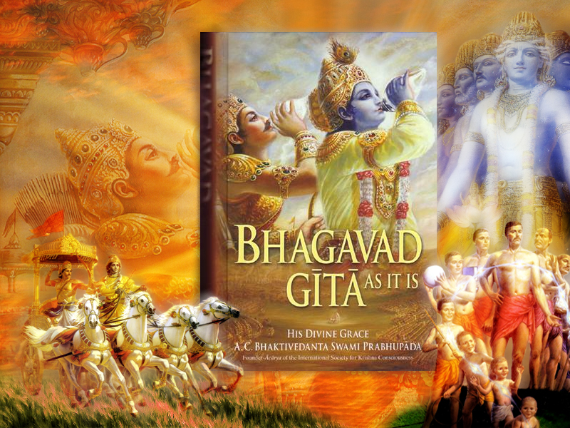 Collection of Bhagvad Gita Audiobooks