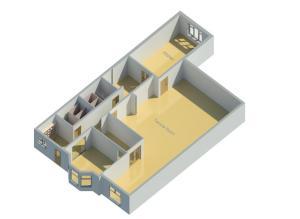 3D Temple View