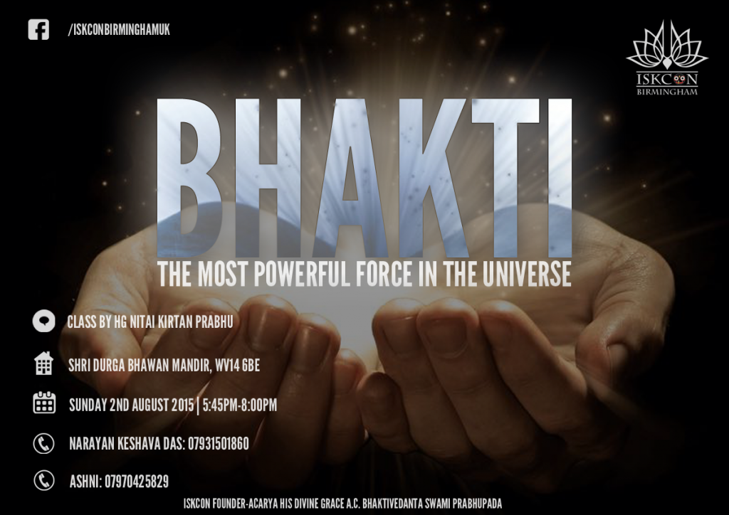 BHAKTI - The Powerful Force