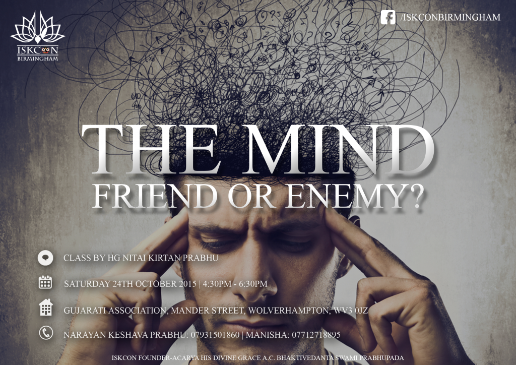 GA - Mind Friend or Enemy